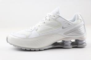 nike shox enigma r4 training shoes bq9001 003 white