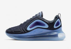nike air max 720 homme femme new sneakers northern lights