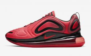 nike air max 720 homme femme new sneakers rouge